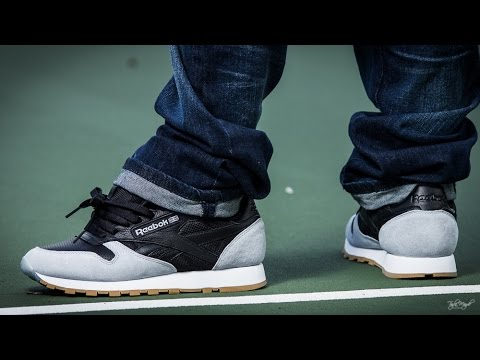 b2c181c3b2b7f0 ... Reebok Classic Split Personality On Feet Kendrick Lamar Perfect Split  ...