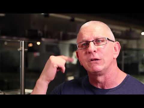 Chef Robert Irvine Interview