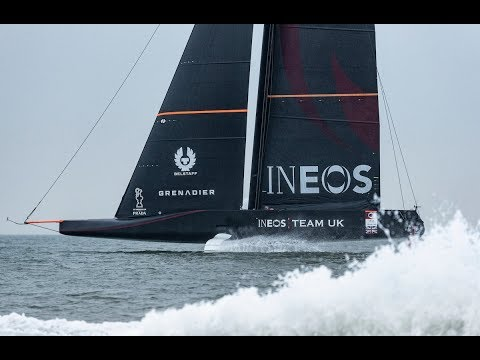 INEOS TEAM UK   The sights and sounds of Britannia
