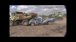 Terex VS Euclid VS Chevy (Bob's blue truck)