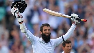 Moeen Ali hits a century on day one - Highlights from the Kia Oval