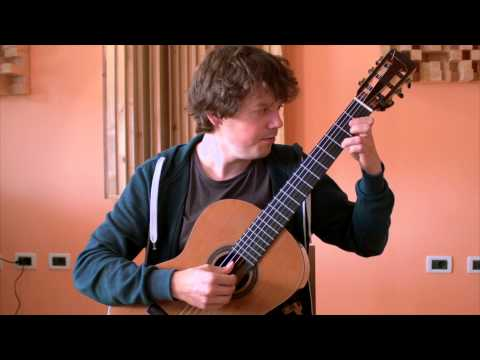 15 minute warm-up routine for classical guitar | Guitarise ep3