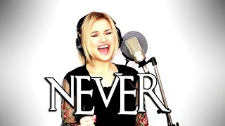 Never - Heart - Ann Wilson - cover - Alyona Yarushina - Ken Tamplin Vocal Academy