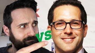 Evil Adam Schefter vs Brandon Perna