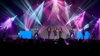 Cheryl Cole - Girls Aloud Medley live [A Million Lights Tour DVD - Live At The O2]