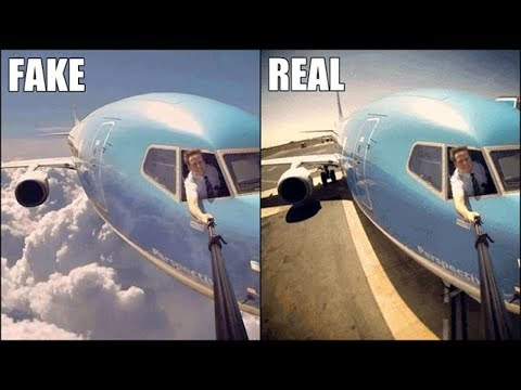 Viral Photos That Nobody Knows Are Fake