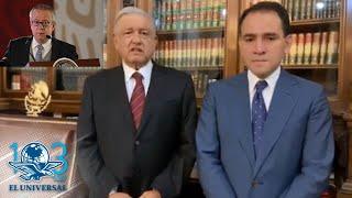 AMLO nombra como nuevo secretario de Hacienda a Arturo Herrera