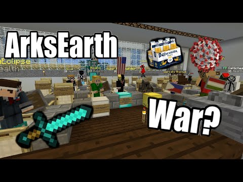 Arks Earth News: Possible World War?