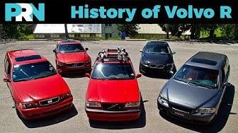 The History of Volvo R & Polestar High Performance Cars
