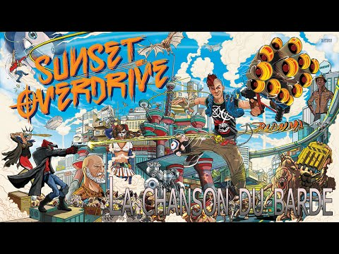 [FR] SUNSET OVERDRIVE - LE FESTIN DU ROI : LA CHANSON DU BARDE [LIEN TELECHARGEMENT MP3]