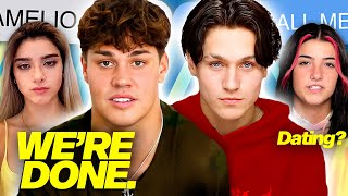 Noah & Chase SPEAK OUT On Charli & Dixie?!, Larray CANCELLED For His SONG?!, Mads & Jaden FIGHT..