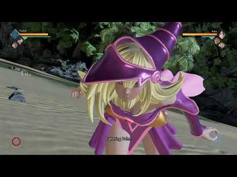JUMP FORCE Dark Magician Girl Vs Yami Yugi Gameplay