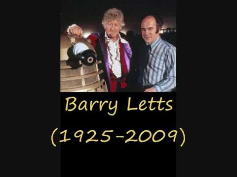 Barry Letts