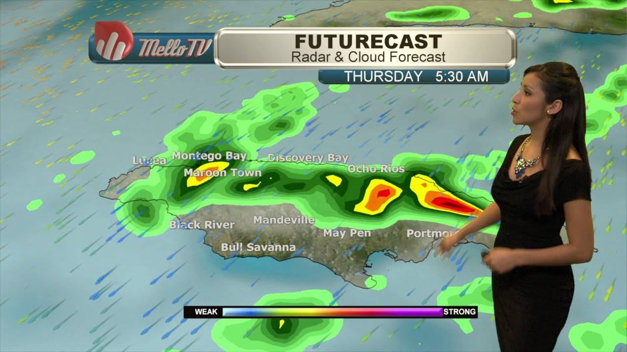 Weather Forecast for Jamaica-Ana Cristina Sánchez-MelloTV ...