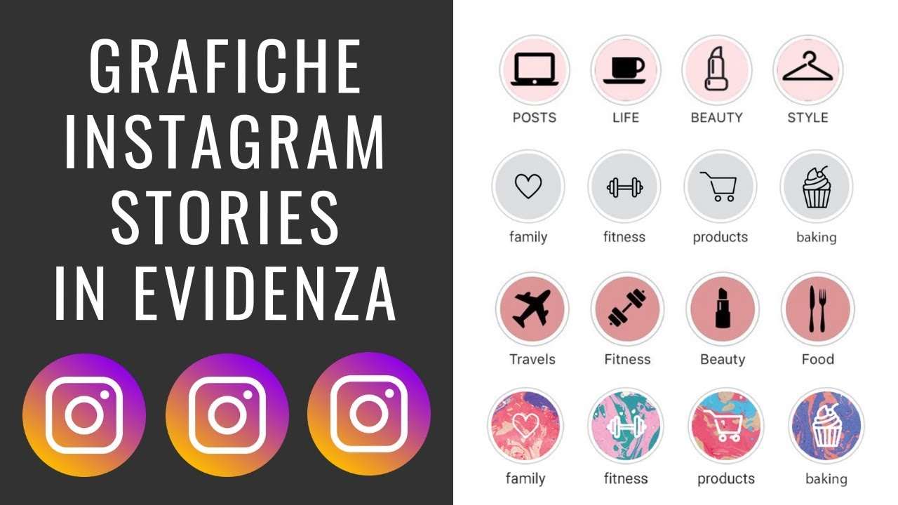Come fare sfondi storie instagram