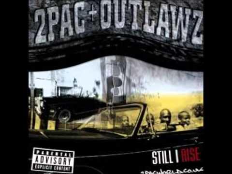 U Can B Touched 2pac+Outlawz Slowed N Chopped