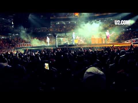 U2.COM : Four Irish Boys Out Of Control