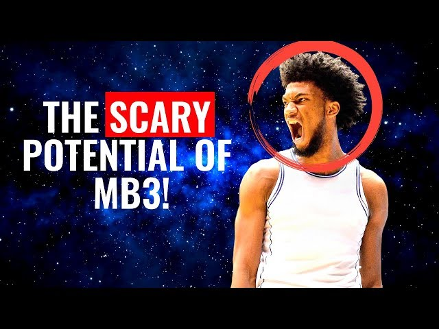 HOW GOOD CAN MARVIN BAGLEY BE? SCARY POTENTIAL OF MB3 | TheBlackRanger X