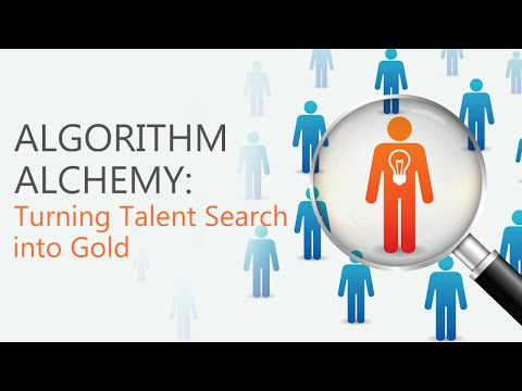 Algorithm Alchemy: Turning Talent Search into Gold