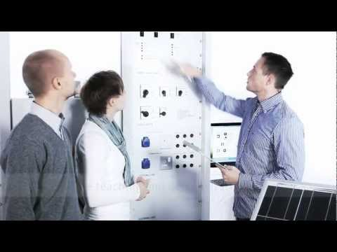 New Energy Lab - Hybrid Clean Energy System for Training & Demonstration