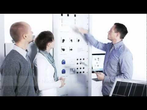 New Energy Lab - Hybrid Clean Energy System for Training & Demonstration