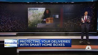 How smart home boxes protect deliveries