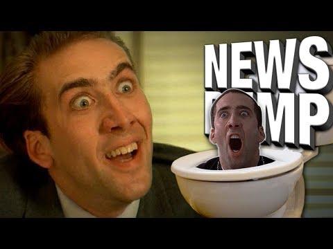 Nicolas Cage as Nicolas Cage in Nicolas Cage: The Movie?!?!