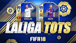 I Packed Tots 98 St Messi! - Fifa 18 Ultimate Team
