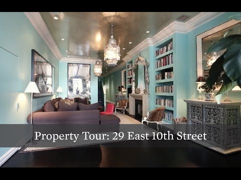 Property Tour: Greenwich Village Penthouse in the Sky at 29 E 10th St