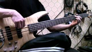 けいおん! 青春vibrationを弾いてみた ベース 秋山澪 動画 25