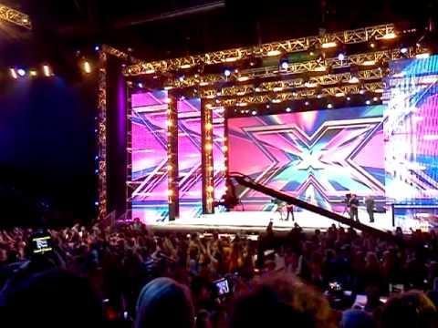 Rhode Island Welcomes X Factor