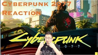 Cyberpunk 2077 E3 Reaction