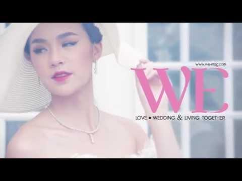 we-mag.com :  แยม - มทิรา กับแฟชั่นชุดเจ้าสาวในคอนเซ็ปต์ Oriental Glamour