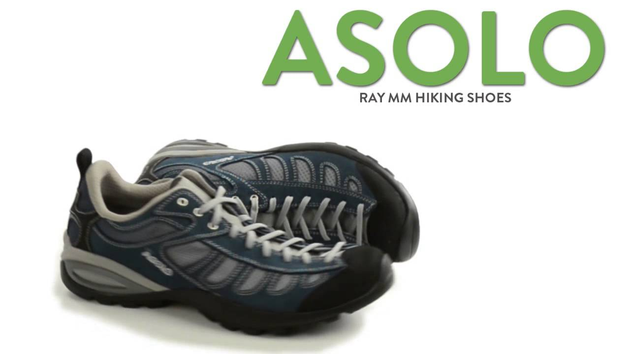 Asolo Men Youtube Shoes Hiking Mm for Ray Suede rYqZr
