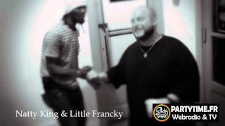 NATTY KING & LITTLE FRANCKY - Acapella at PartyTime 2011