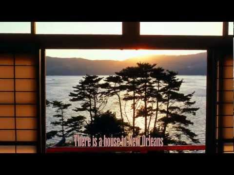 House of the Rising Sun By The Animals With Lyrics