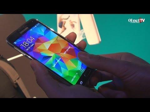 Les 5 fonctions-clés du Galaxy S5