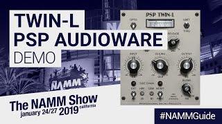 Twin-L Hertzrider by PSP Audiowares | NAMM Show 2019