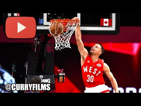 STEPHEN CURRY - ALL STAR 2016