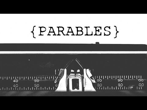 The Parable of the Two Builders: Parables - Part 6