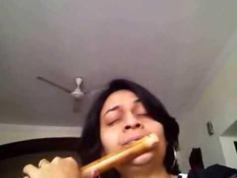 Kaun  Disha me leke  chala re batohiya ; flute