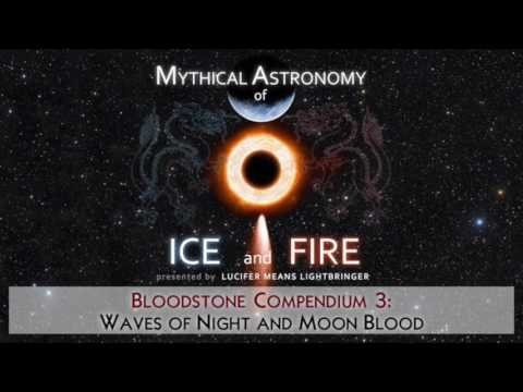 Bloodstone Compendium 3: Waves of Night and Moon Blood