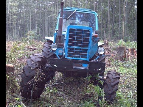 Карданная передача трактора МТЗ-82 и ее детали