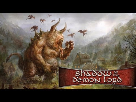 No Excuses, Play the Game: Shadow of the Demon Lord