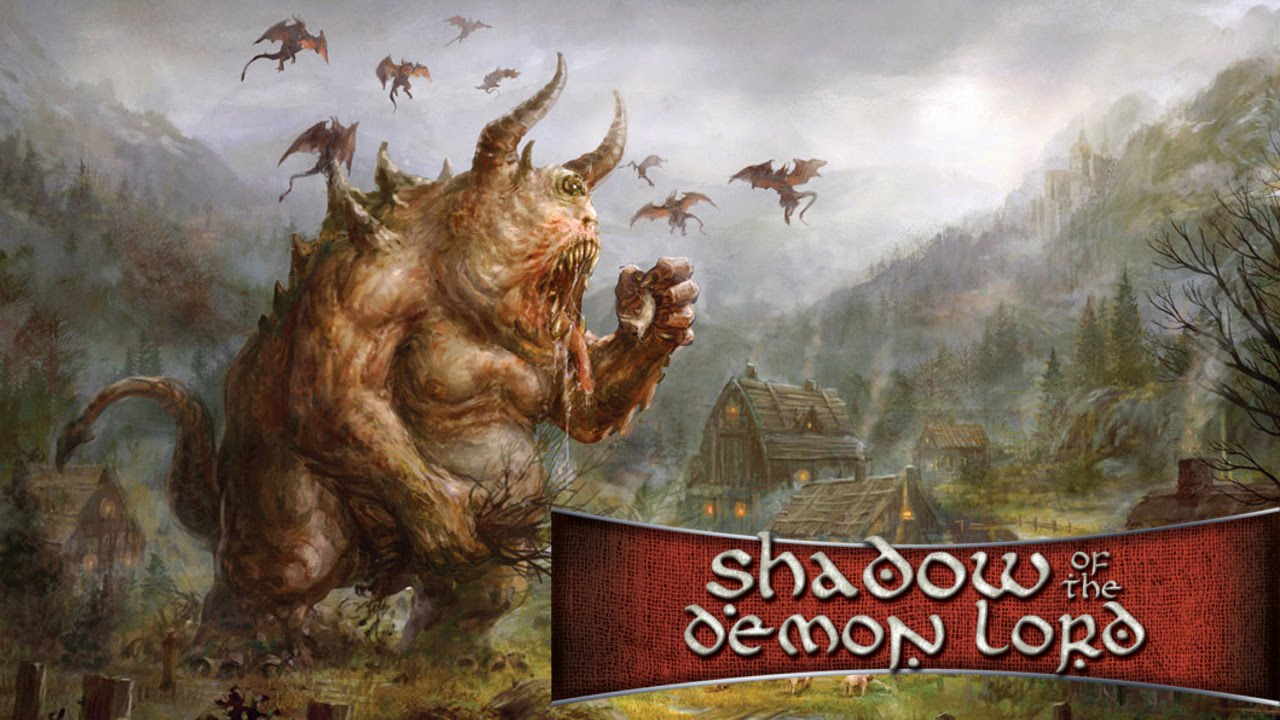 Download No Excuses, Play the Game: Shadow of the Demon Lord