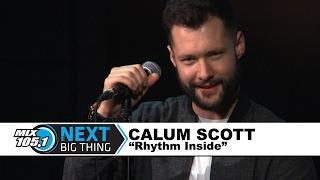 "Mix Next Big Thing: Calum Scott ""Rhythm Inside"""