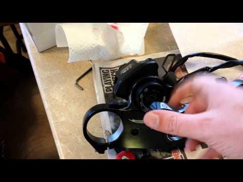 Yamaha R6 R1 worn ignition with immobilizer new red key cut stiff