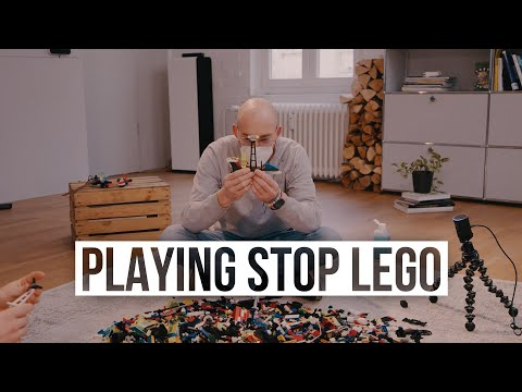 The STOP LEGO Challenge | A slightly different method for building 'teams'