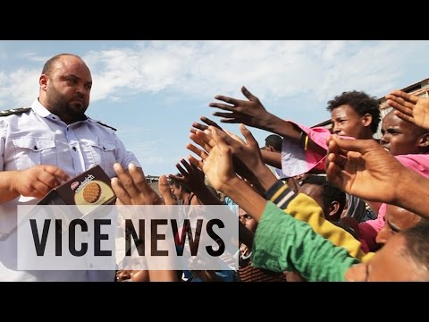 Detained by Militias: Libya's Migrant Trade (Part 1)