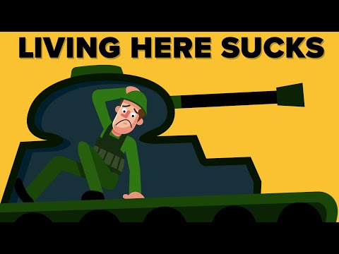 Why Life Inside A Tank Sucks